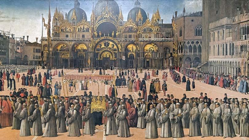 Bellini - Procession
