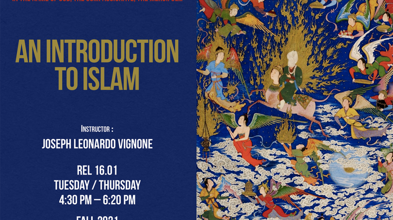 Introduction to Islam flyer